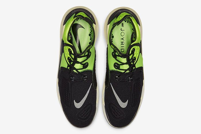Nike Joyride Nsw Setter Black Neon Green At6395 002 Top