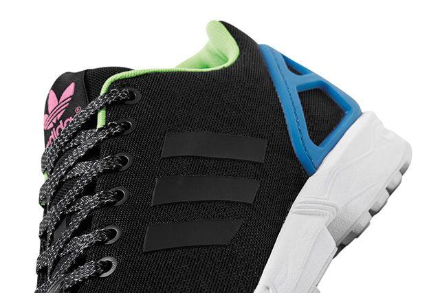 Adidas Originals Zx Flux Reflective Pack 6