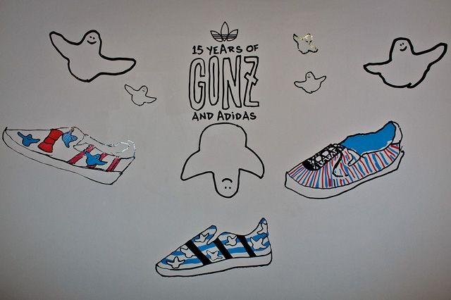 15 Years Of Gonz Adidas Sydney Recap 26