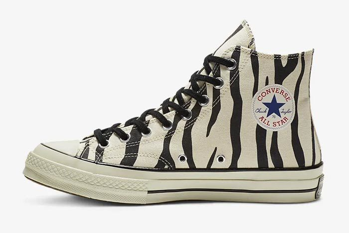 Converse Chuck 70 Print Zebra 1