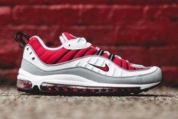Nike Air Max 98 Uni Red Bump 1