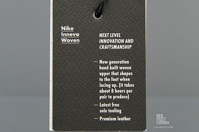 Nike Inneva Craftsmanship 1