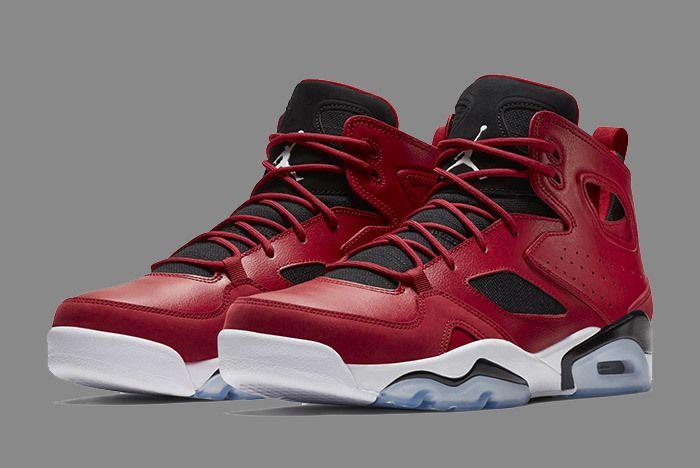 Jordan Flight Club 91 Gym Red 3