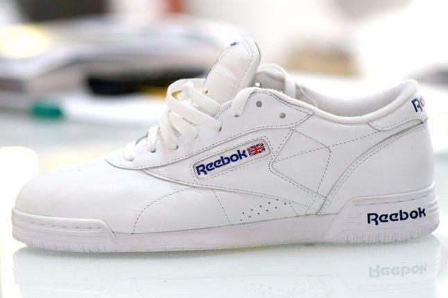 Reebok Exo Fit Low White 1