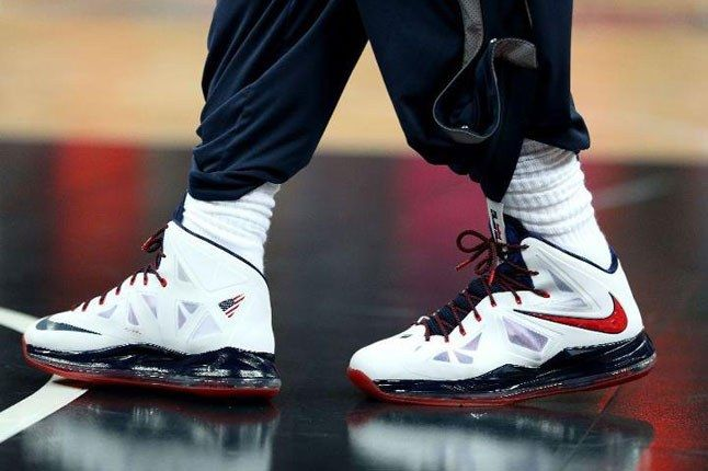 Nike Lebron X Olympics 6 1