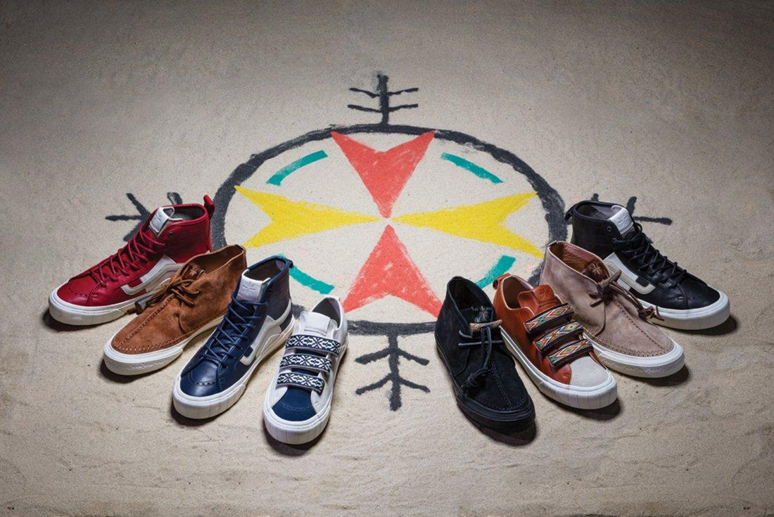 Taka Hayashi X Vault By Vans 15Th Collection 14