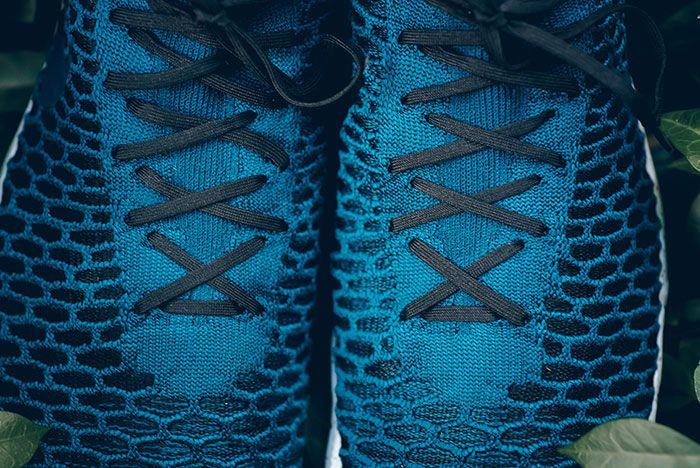 Nike Air Footscape Magista Midnight Turqouise 3