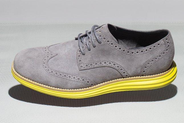 Nike Lunar Wingtip Cole Haan Grey 1