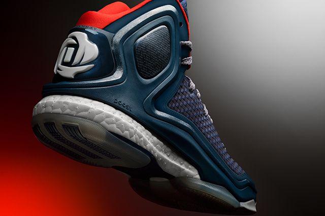 Adidas D Rose 5 Boost C76547 Details 1