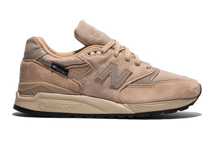 New Balance Superfabric 997 998 Made In Usa M997Nal M998Blc Packer Shoes Release Info 3 Tan2