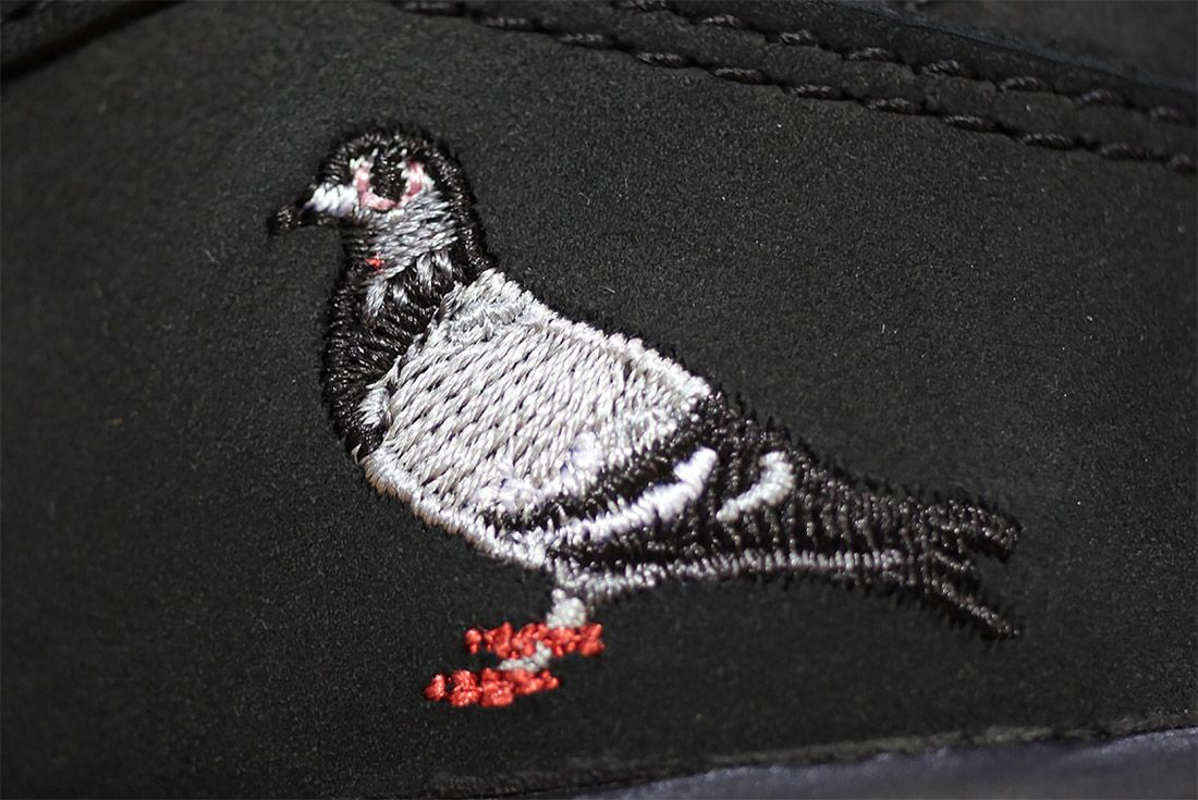 Nike Dunk Low Sb Black Pigeon11