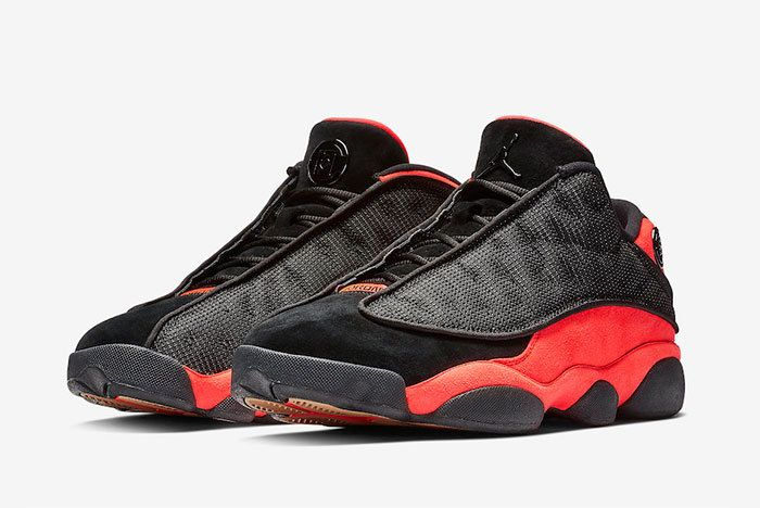 Clot Air Jordan 13 Low Black Infrared At3102 006 Release Date Price 4