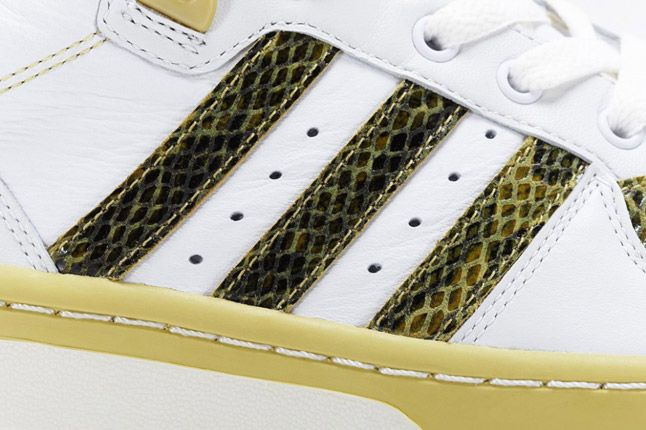 Mustard Adidas Rivalry Lo Limited Edition Stripes 1