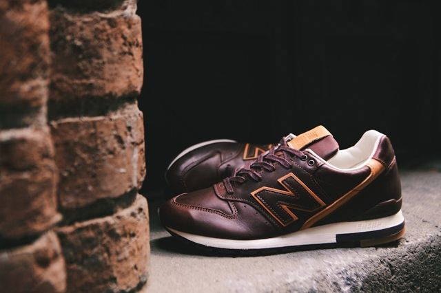Nb 996 Horween Deep Burgundy 3