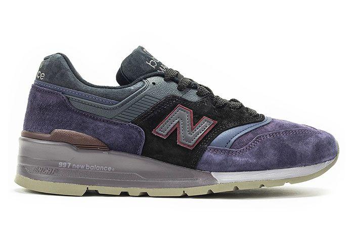 New Balance 997 Nak Lateral