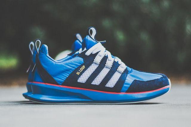 Adidas Sl Loop Runner Blue Bird 5