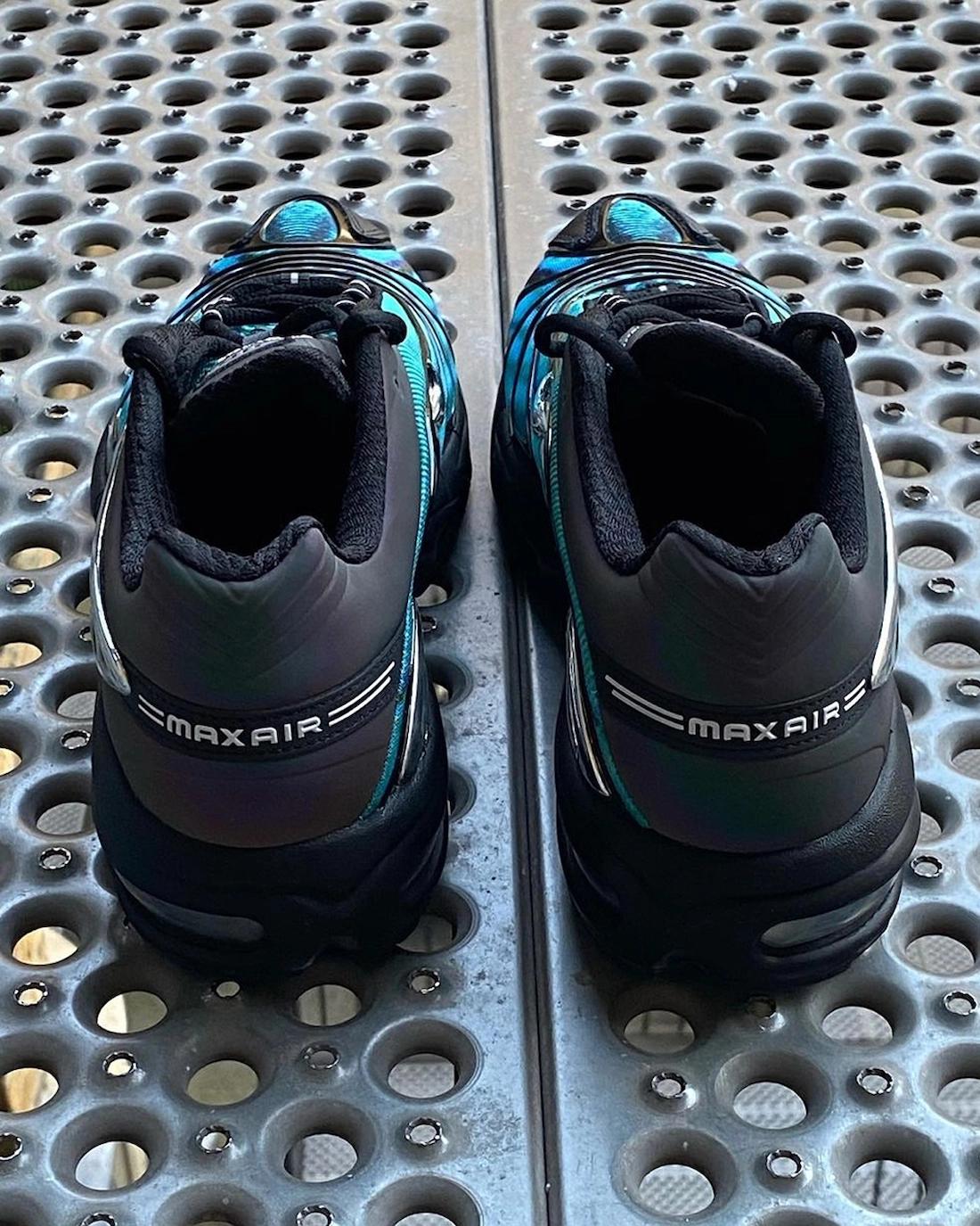 Skepta Nike Air Max Tailwind 5 Blue