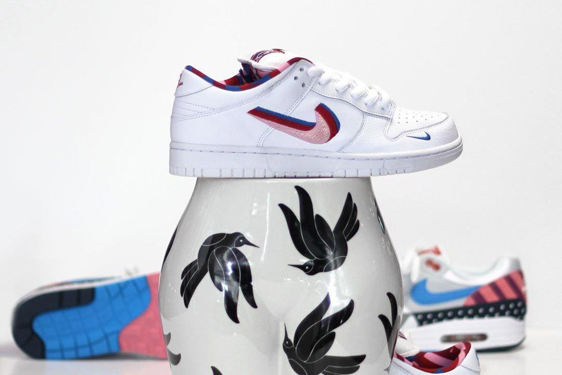 Parra Nike Sb Dunk Low Empire 10