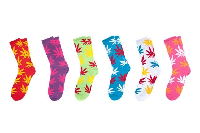Huf Summer 2013 Collection Second Installment Socks 2 1