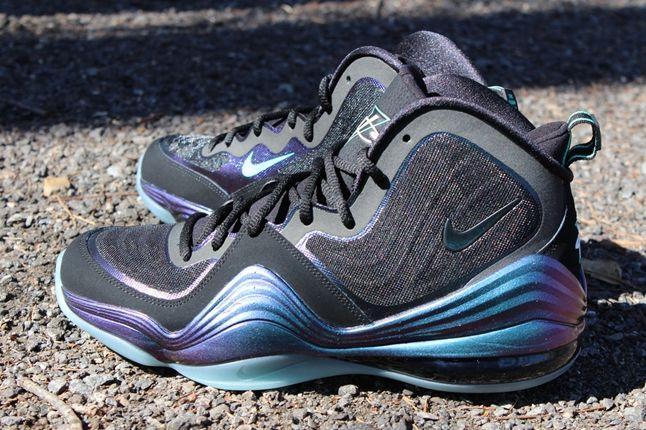 Nike Air Penny Invisibility Cloak Heel Profile 1