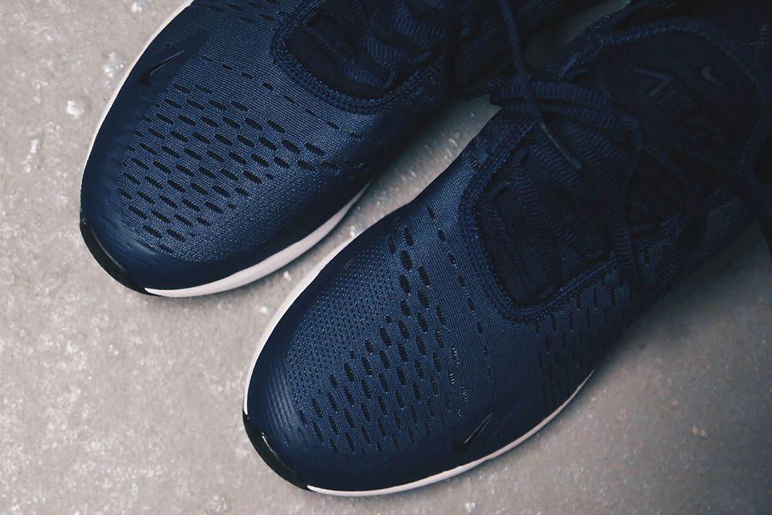 Nike Air Max 270 Midnight Navy Sneaker Freaker 1