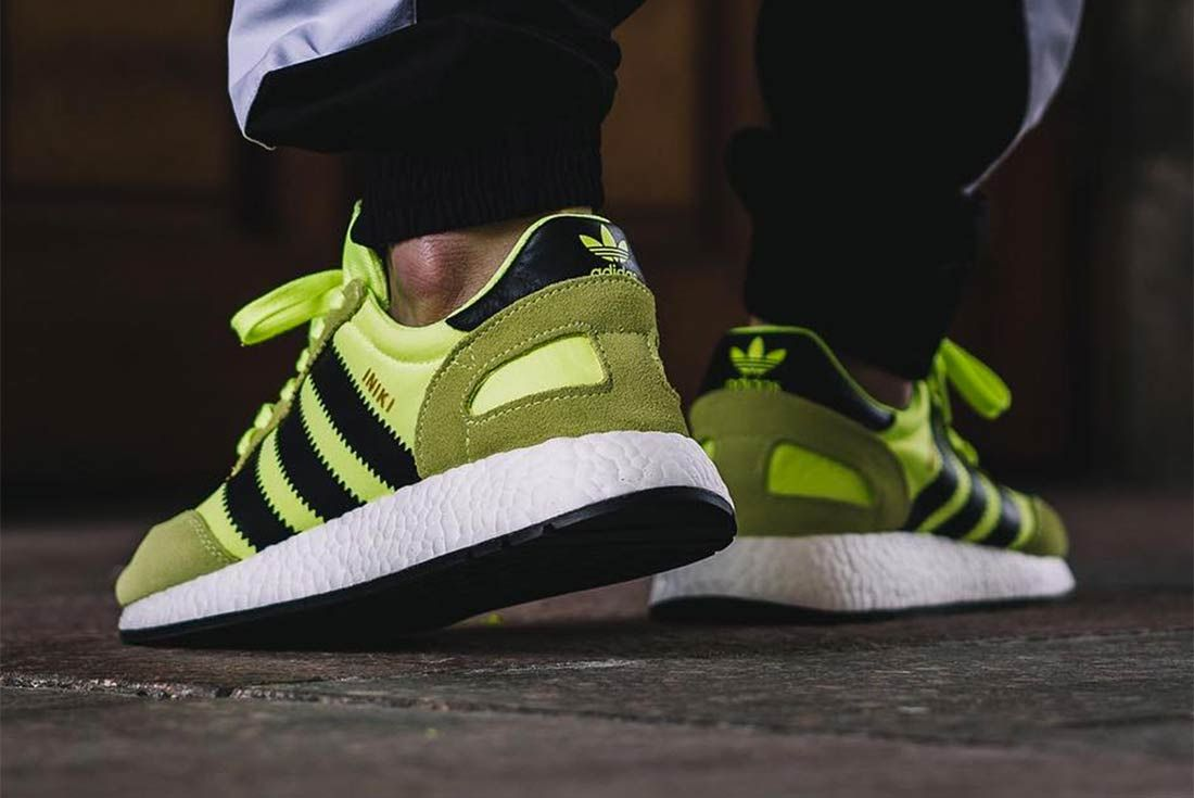 New Adidas Iniki Runner Boost Colourways Are On The Way