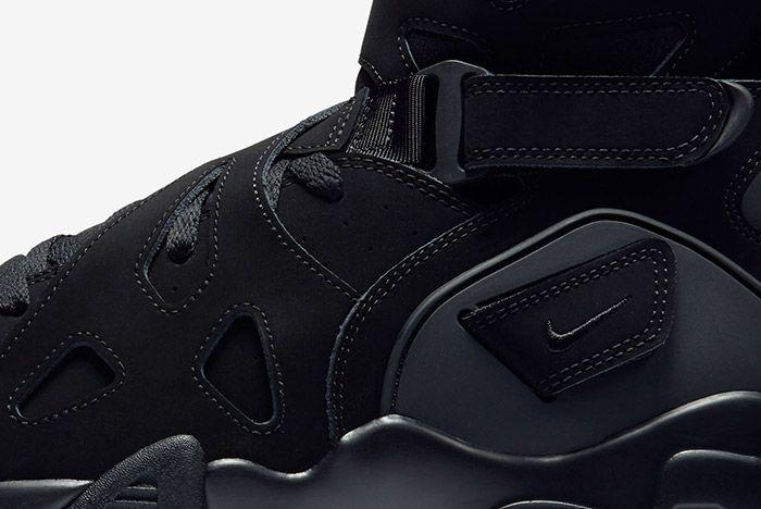 Nike Air Unlimited Black 7