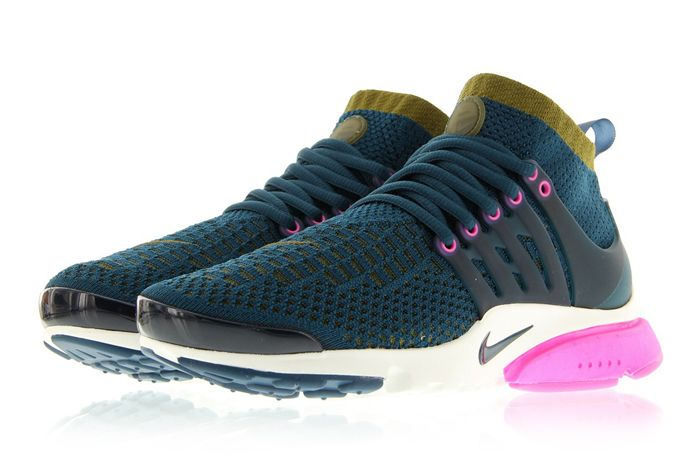 Nike Air Presto Flyknit Ultra Turquoise Blast3