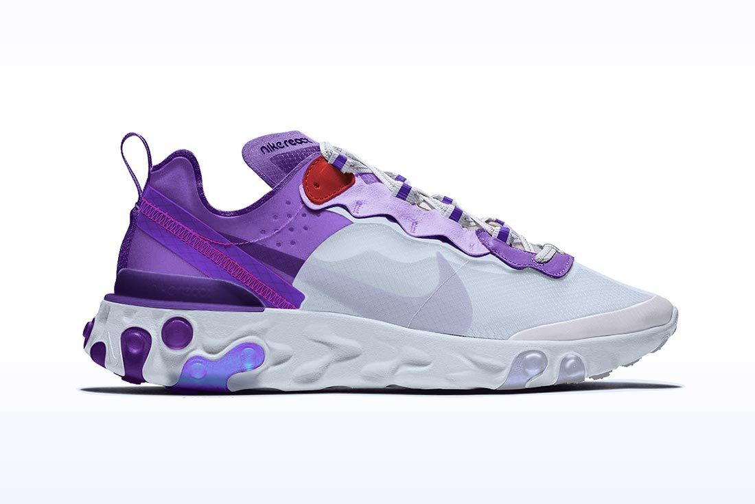 Nike Dragon Ball Z Chad Manzo React Element 87 Frieza
