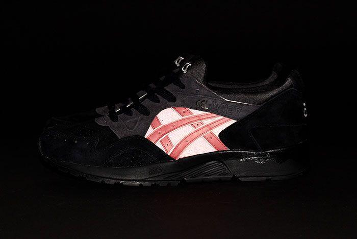 Asics X Kicks Lab Gel Lyte V 5 Kl Shogun Dark