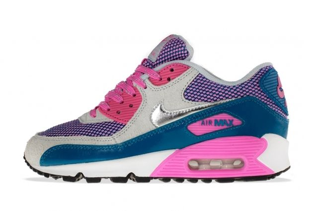 Nike Air Max 90 Le Gs March Delivery 5