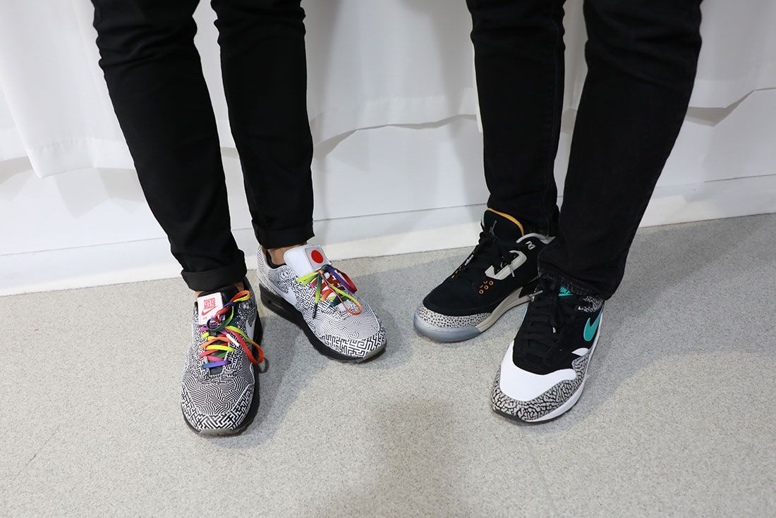 Atmos Con Tokyo 2019 Koji Sneaker Freaker On Foot Shot29