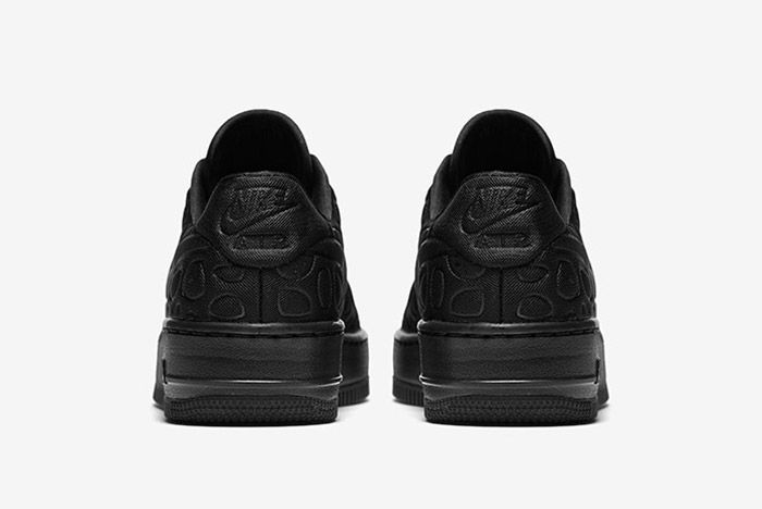 Nike Air Force 1 Upstep Se Black 3