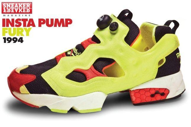 Reebok Pump Insta Pump Fury 1