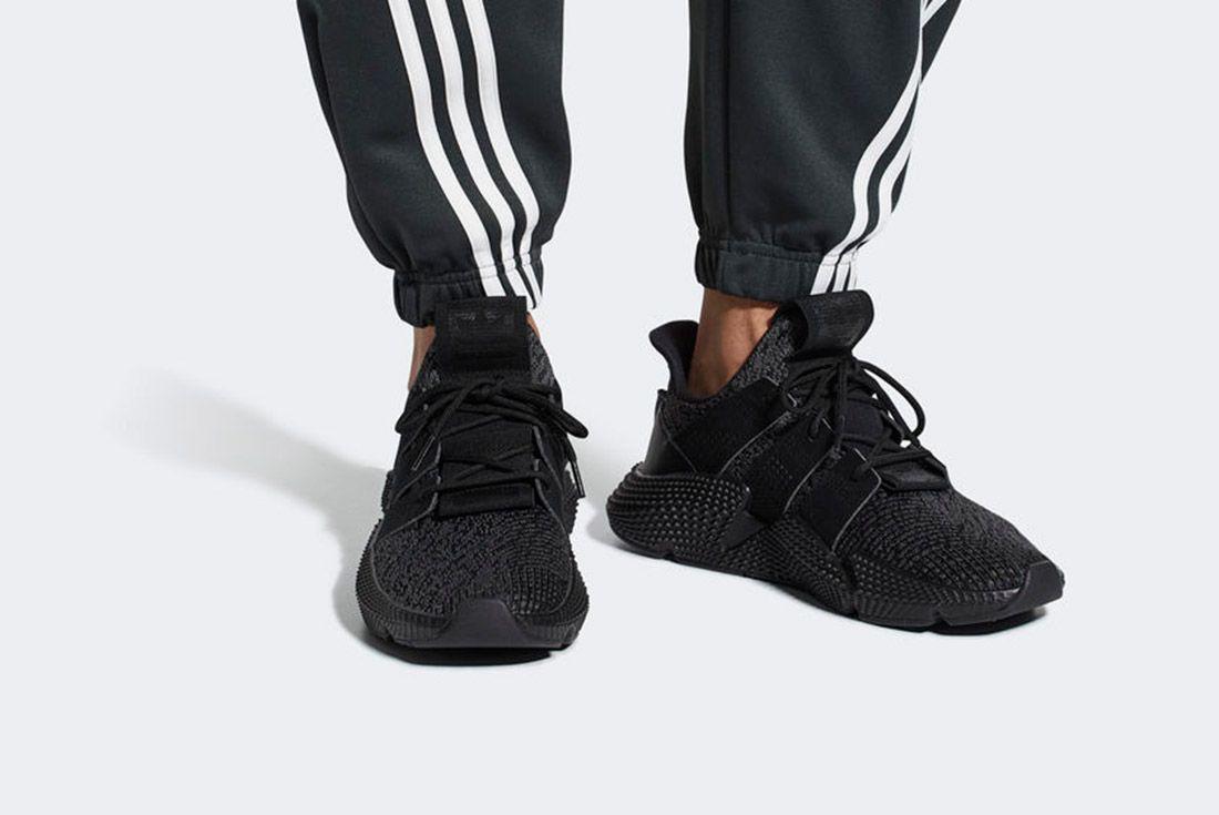 2 Adidas Prophere Triple Black Release Date Sneaker Freaker