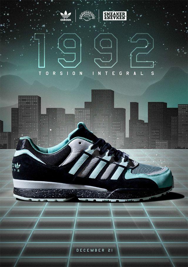 Adidas Integral Poster