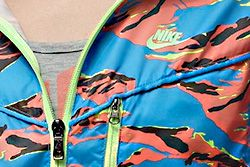 Nike Packable Camouflage Trail Womens Jacket Thumb