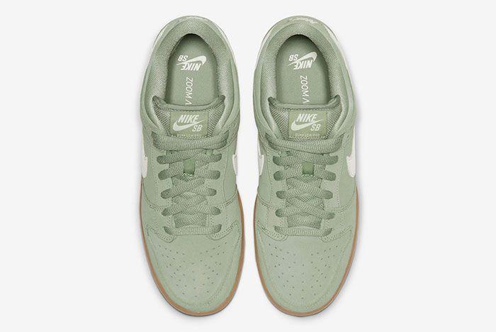 Nike Sb Dunk Low Horizon Green Bq6817 300 Top