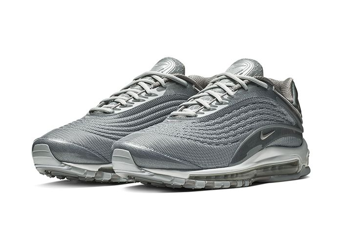 Nike Air Max Deluxe Silver 3