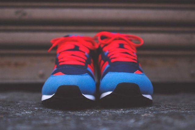 Adidas Zx 700 Navy Blue Red 3