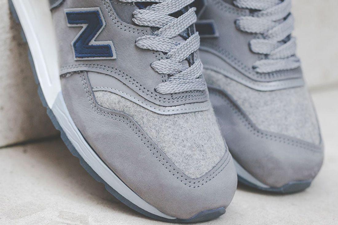New Balance Woolrich 997 4