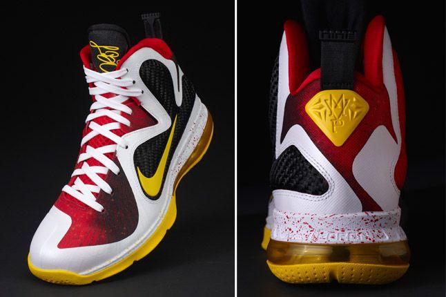 Nike Lebron 9 Mvp 04 1