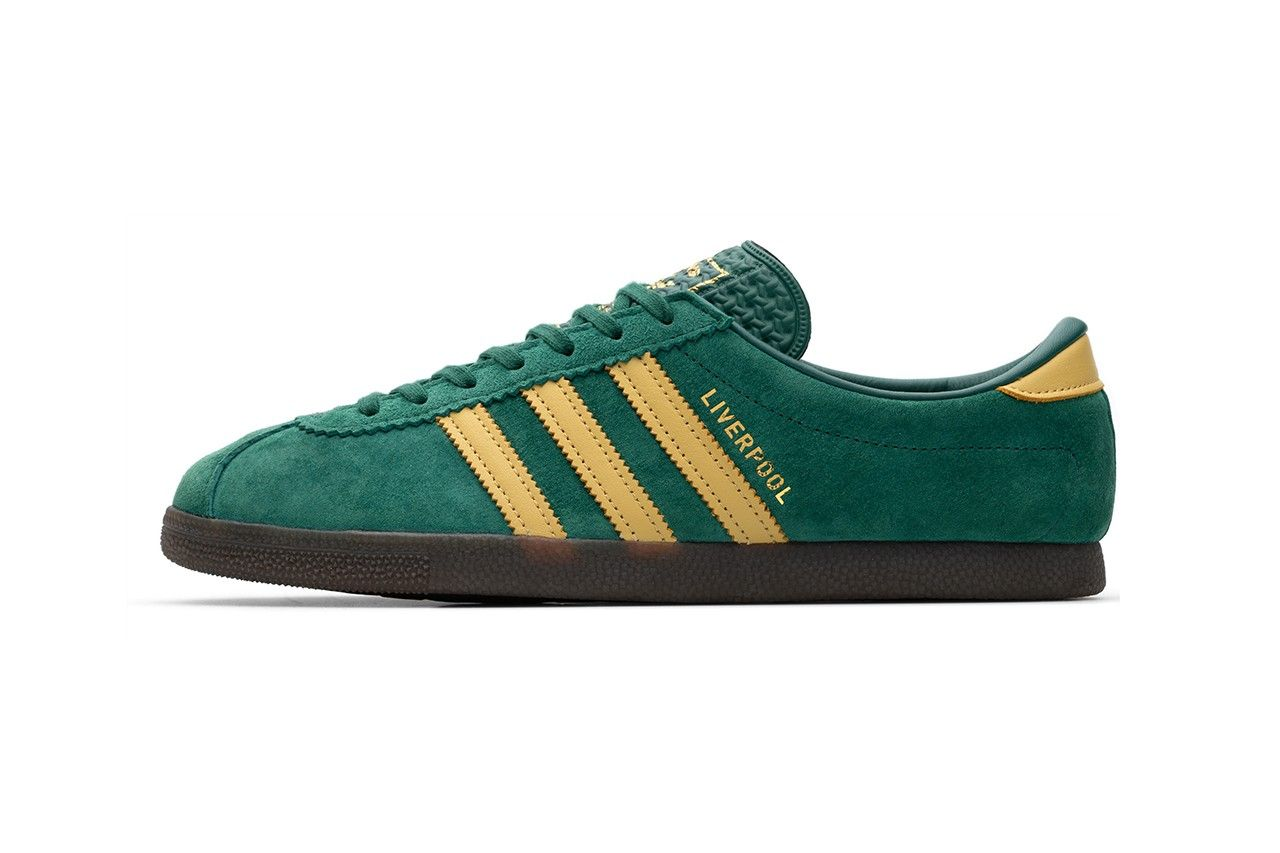 size? x adidas Liverpool City Series Left
