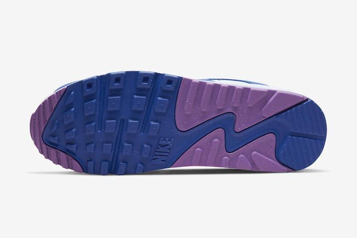 Nike Air Max 90 Easter Blue Outsole
