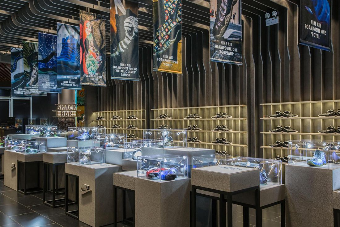 Nike Foamposite Retrospective Exhibition Hits Shanghai2