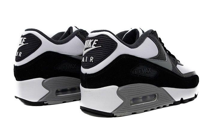 Nike Air Max 90 Qs Python Cd0916 100 Rear Angle