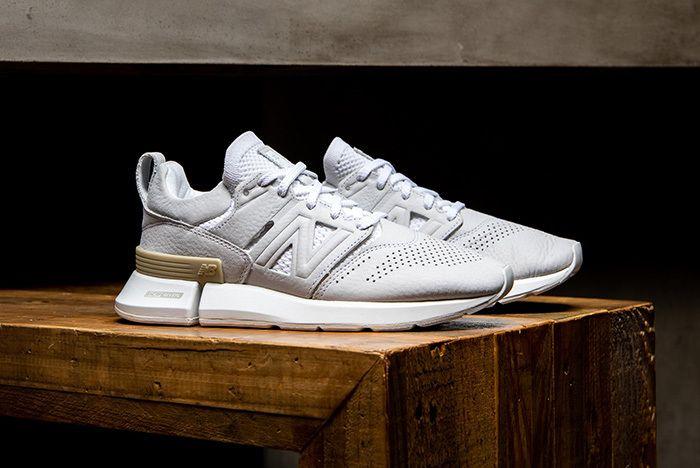 New Balance Rc 1 Tan White 4