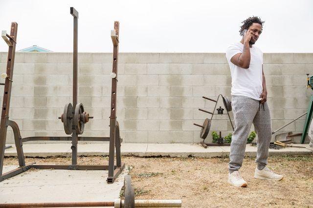 Reebok Classic Ventilator Kendrick Lamar Neutral 1