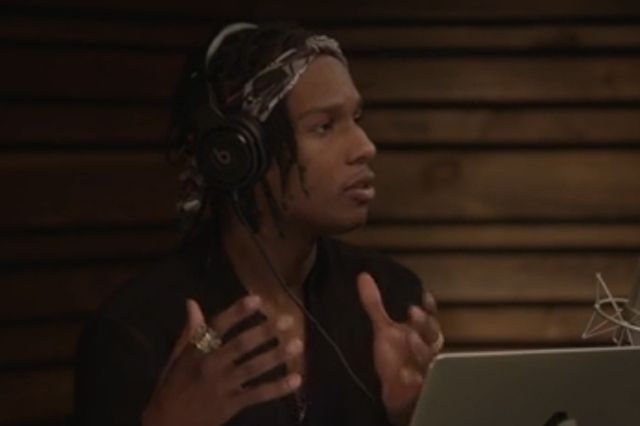 Asap Rocky Pharrell 2