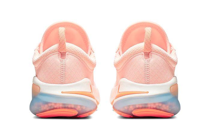 Nike Joyride Run Flyknit Sunset Tint Aq2731 601 Release Date Heel